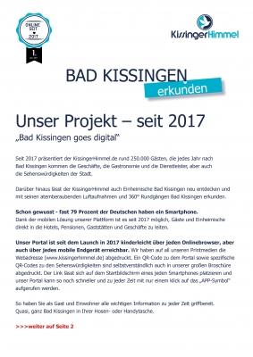 BadKissingenentdeckenunserProjektseit2017