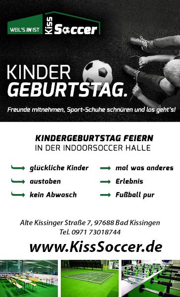 KissSoccer Bad Kissingen