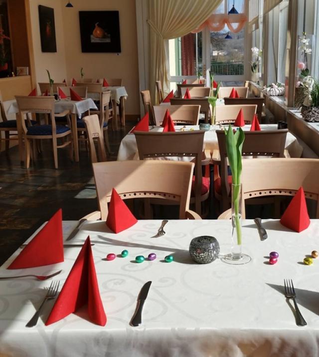 Ambiente Restaurant Pizzeria am Golfplatz