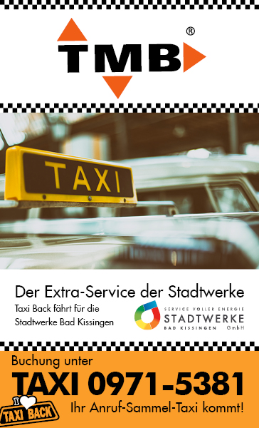 Taxi Back Bad Kissingen