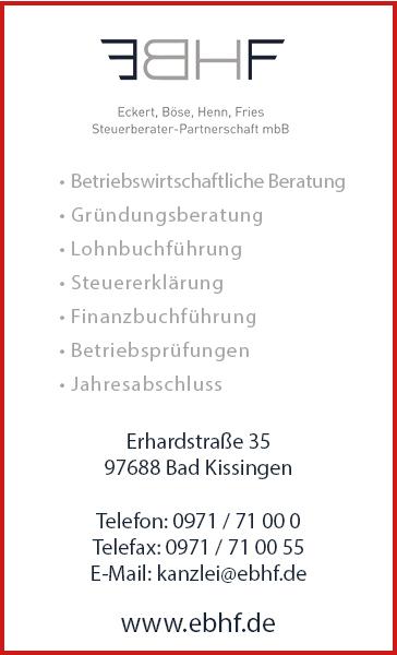 Steuerberater Bad Kissingen