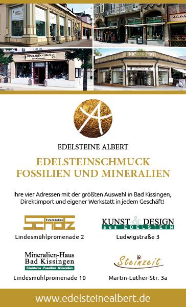 Edelsteine Albert Bad Kissingen